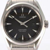 Omega Seamaster Aqua Terra Acier 38.5mm Gris