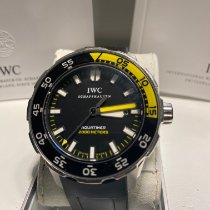 IWC Aquatimer Automatic 2000 Acero 44mm Negro España, Madrid