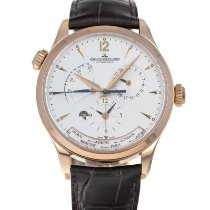 Jaeger-LeCoultre Master Geographic Rose gold 39mm Silver United States of America, Maryland, Baltimore, MD