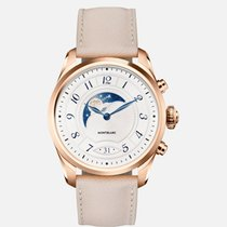 Montblanc Summit Steel 42mm White Arabic numerals United States of America, New Jersey, River Edge