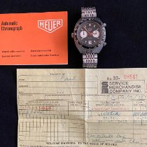 Heuer Steel 42mm Automatic 1163 pre-owned United States of America, Ohio, Dublin