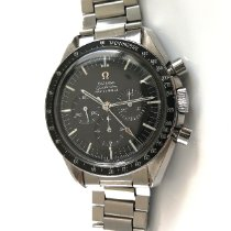 Omega Speedmaster Professional Moonwatch Steel Black United States of America, New York, New York