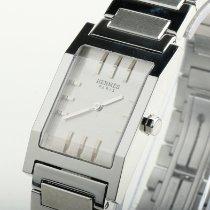 Hermès Tandem Steel 32mm White No numerals United States of America, Nevada, Las Vegas