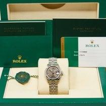 Rolex Lady-Datejust Steel 28mm Grey United States of America, California, Los Angeles