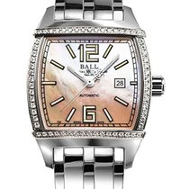 Ball Women's watch Conductor 28.5mm Automatic new Watch with original box and original papers 2021