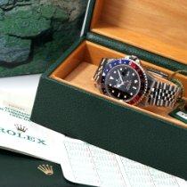 Rolex GMT-Master Steel 40mm Black No numerals United States of America, California, Los Angeles