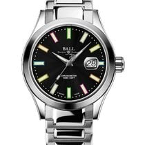 Ball Engineer III Steel 43mm Black No numerals United States of America, New Jersey, River Edge