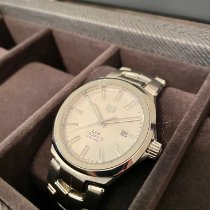 TAG Heuer Link Calibre 5 Steel 41mm Silver United States of America, Texas, Bryan