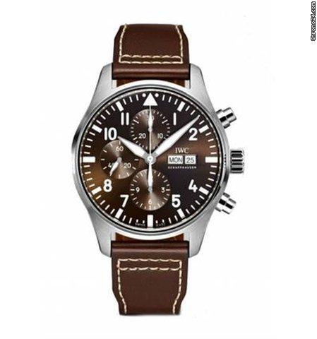 IWC Pilot Chronograph IW377713 2021 new