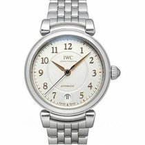 IWC Steel 34mm Automatic IW458307 new