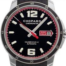 Chopard neu Automatik Chronometer 43mm Stahl Saphirglas