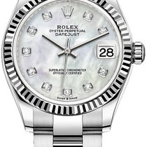 Rolex Lady-Datejust Steel 31mm Mother of pearl United States of America, New York, Airmont