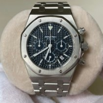 Audemars Piguet Royal Oak Chronograph Steel 39mm Black No numerals United Kingdom, London