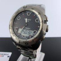 Tissot T-Touch Expert Titanium 44mm Black No numerals