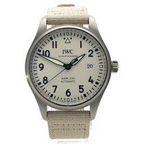 IWC Fliegeruhr Mark Stahl 40mm Silber Arabisch Deutschland, Bietigheim-Bissingen