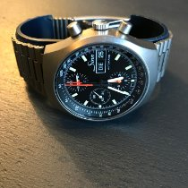 Sinn Steel Automatic Black No numerals 40mm pre-owned 157
