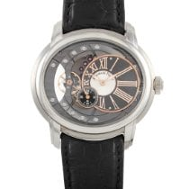 Audemars Piguet Steel Automatic Transparent 47mm pre-owned Millenary 4101
