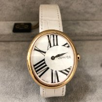 Eberhard & Co. Gilda Yellow gold 38mm Mother of pearl Roman numerals