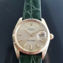 Rolex Oyster Perpetual Yellow gold 35mm United States of America, California, Beverly Hills