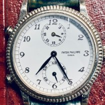 Patek Philippe Travel Time White gold 29.5mm White Arabic numerals United States of America, Pennsylvania, Doylestown