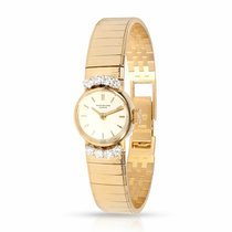Patek Philippe Vintage Yellow gold 15.5mm Silver United States of America, New York, New York