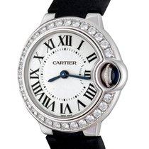 Cartier Ballon Bleu 28mm White gold 28mm Silver Roman numerals United States of America, Texas, Dallas