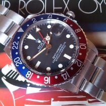 Rolex GMT-Master new 1981 Automatic Watch with original box and original papers 16750