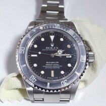 Rolex Sea-Dweller 4000 Zeljezo Crn