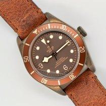 Tudor Black Bay Bronze 79250BM Good Bronze 43mm Automatic