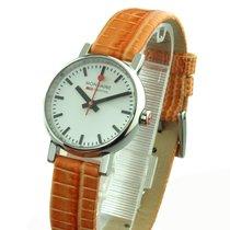 Mondaine Evo new 2020 Quartz Watch with original box and original papers A658.30301.11SBG