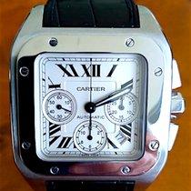 Cartier Santos 100 2740 Muito bom Aço Automático Brasil, Rio de Janeiro