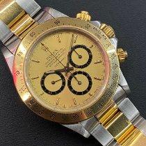 Rolex 16523 Oro/Acciaio 1988 Daytona 40mm usato Italia, Roma
