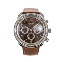 Hermès Steel 43mm Automatic AR4.910 pre-owned United States of America, Florida, Hallandale Beach
