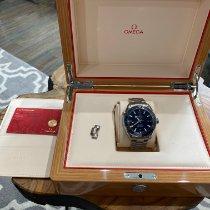 Omega Seamaster Planet Ocean Titanium 45.5mm Blue Arabic numerals United States of America, Texas, Farmers Branch