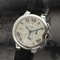 Cartier Acier 43mm Remontage automatique 3109 occasion
