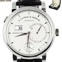 A. Lange & Söhne Lange 31 Platinum 46mm Silver United States of America, New York, Smithtown