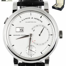 A. Lange & Söhne Lange 31 Platin 46mm Silber