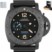 Panerai Luminor Submersible 1950 3 Days Automatic 47mm Black Arabic numerals United States of America, New York, Smithtown