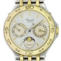 Chopard Gold/Steel 35mm Automatic 318136400 pre-owned