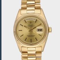 Rolex Day-Date 36 1803 Sehr gut Gelbgold 36mm Automatik