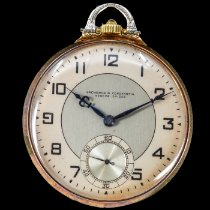 Vacheron Constantin Watch pre-owned 1930 Yellow gold Manual winding Watch only