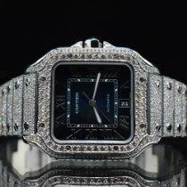 Cartier nové Automatika Luminscenční hodinová a minutová ručka 39.8mm Ocel Safírové sklo