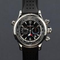 Jaeger-LeCoultre Master Compressor Extreme World Chronograph Otel 46.3mm Negru Arabic