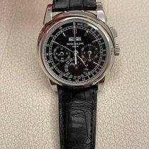 Patek Philippe Perpetual Calendar Chronograph новые 2009 Механические Хронограф Часы с оригинальными документами и коробкой 5970P-001
