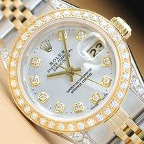 Rolex Lady-Datejust 69173 Velmi dobré Ocel 26mm Automatika