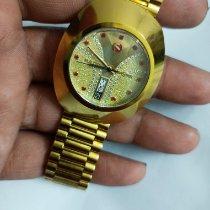 Rado Gold/Steel Automatic 648.0413.3 pre-owned India, Chennai