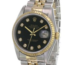 Rolex 16233 Gold/Steel 2000 Datejust 36mm pre-owned United States of America, California, Sherman Oaks