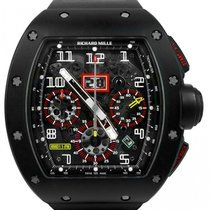Richard Mille RM011 Carbon 2014 RM 011 50mm pre-owned