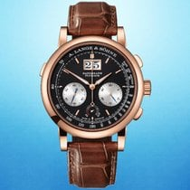 A. Lange & Söhne 405.031 Rose gold 2020 Datograph 41mm new United States of America, New York, New York