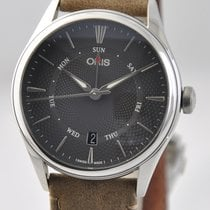 Oris Artelier Pointer Day Date new 2021 Automatic Watch with original box and original papers 01 755 7742 4053-07 5 21 32FC